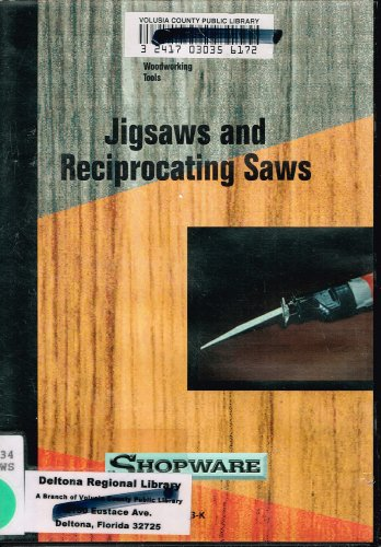 Jigsaws and Reciprocating Saws/Woodworking Tools DVD