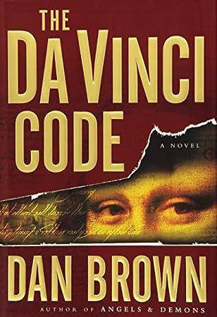 book cover of The Da Vinci Code