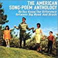 American Song-Poem Anthology