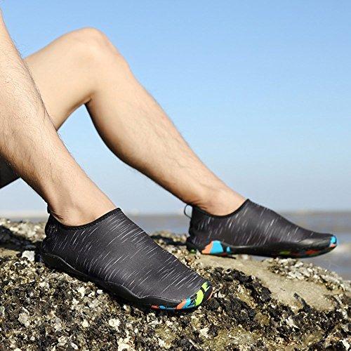 Per Unisex Socks Aqua Water Antiscivolo Outdot Quick D'acqua Piscina dry Breath Il A Sport Scarpe Yoga Piedi Spiaggia Nuoto Da Nudi Fiume Surf TCqxCwOZd