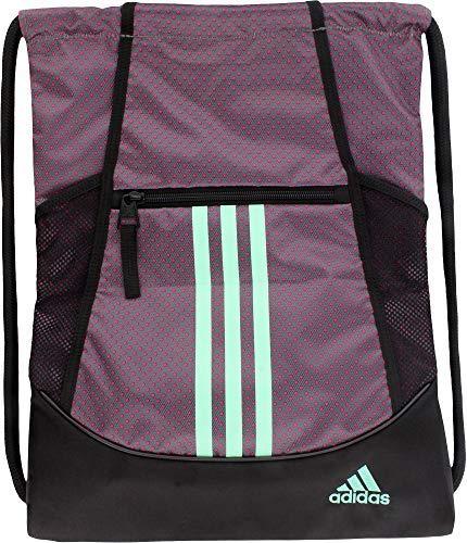 adidas Alliance II Sack Pack (Shock Pink Dot)