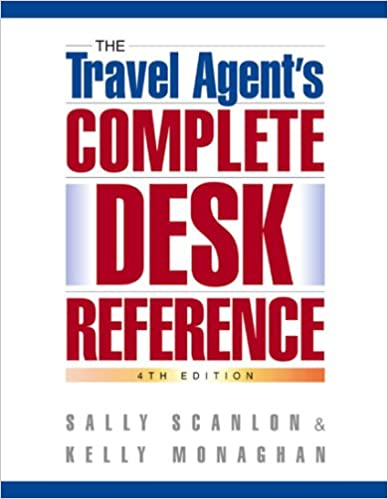 Book The Travel Agent's Complete Desk Reference