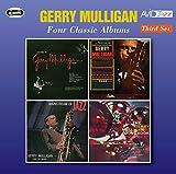 Presenting Gerry Mulligan Sextet/Profile Of Gerry Mulligan /Mainstream Of Jazz/Mulligan Songbook