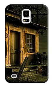 House Hard Back Shell Case / Cover for Samsung Galaxy S5