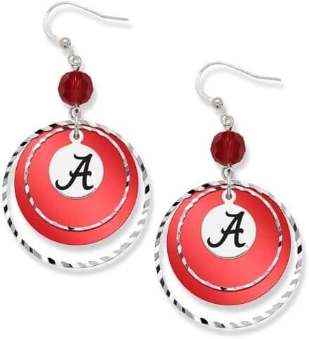 University of Alabama Game Day Earrings
