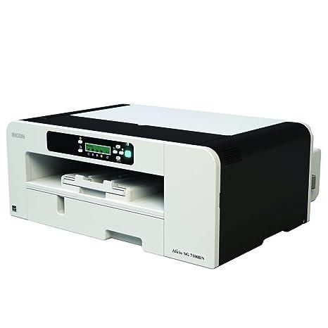 Ricoh SG 7100DN A3 Colour Geljet Printer + Extra Full Set of ...