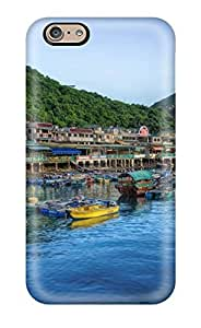 Top Quality Rugged Lamma Island Hong Kong Case Cover For iphone 5 5s