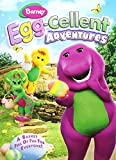 Barney Eggcellent Adventures