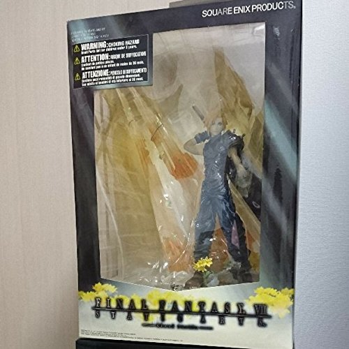 ファイナルファンタジー クラウドフィギュア B079VHK2YG