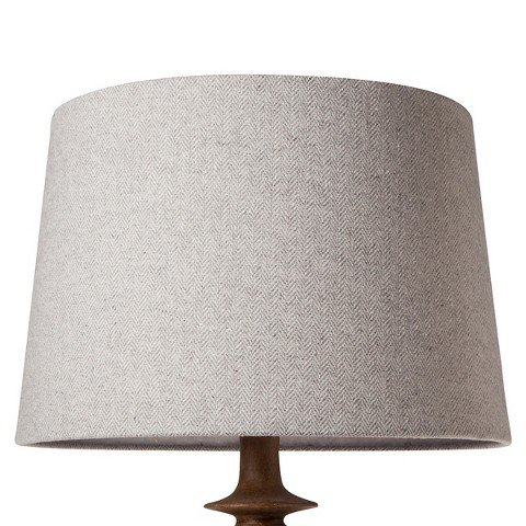 Herringbone Lamp Shade ()
