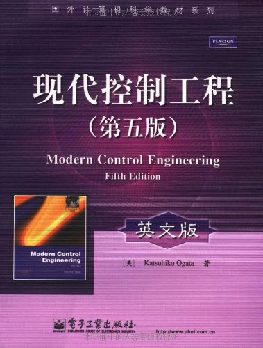 Modern Control Engineering (5th Edition) Ebook
