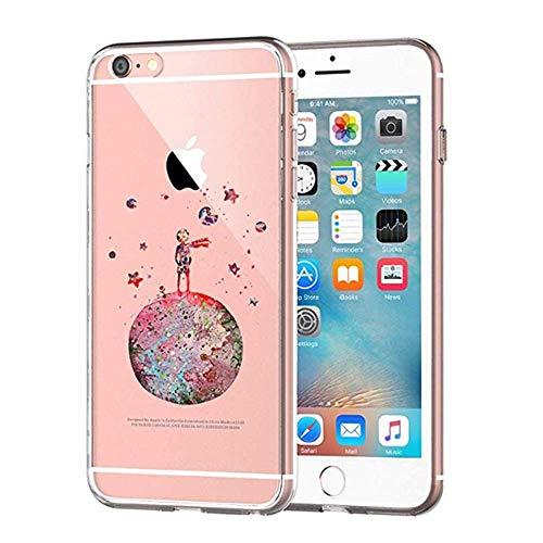 6s Souple Lisse Pour Compatible Flexible Gel 6s 7 Silicone Vanki Case Housse Etui Protection Tpu 6 De 4 Anti Soft Choc Coque Transparente Cover Iphone Iphone6 gA5xPwqxO