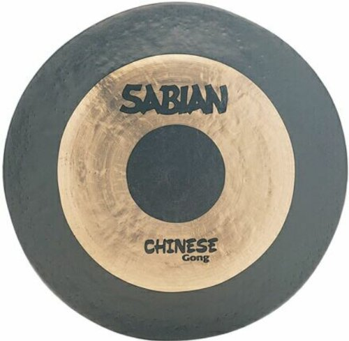 (Sabian 53401 34-Inch Chinese Gong Percussion)
