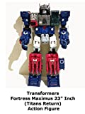 Review: Transformers Fortress Maximus 23