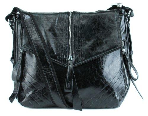 Scarleton Shoulder Handbag H109101 – Black, Bags Central