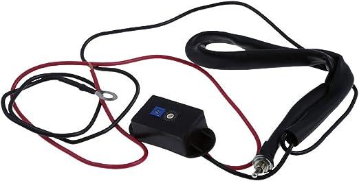 2extreme Universal Drehzahlbegrenzer Einstellbar Kippschalter Drossel Speedlimiter Kompatibel Für Roller Auto
