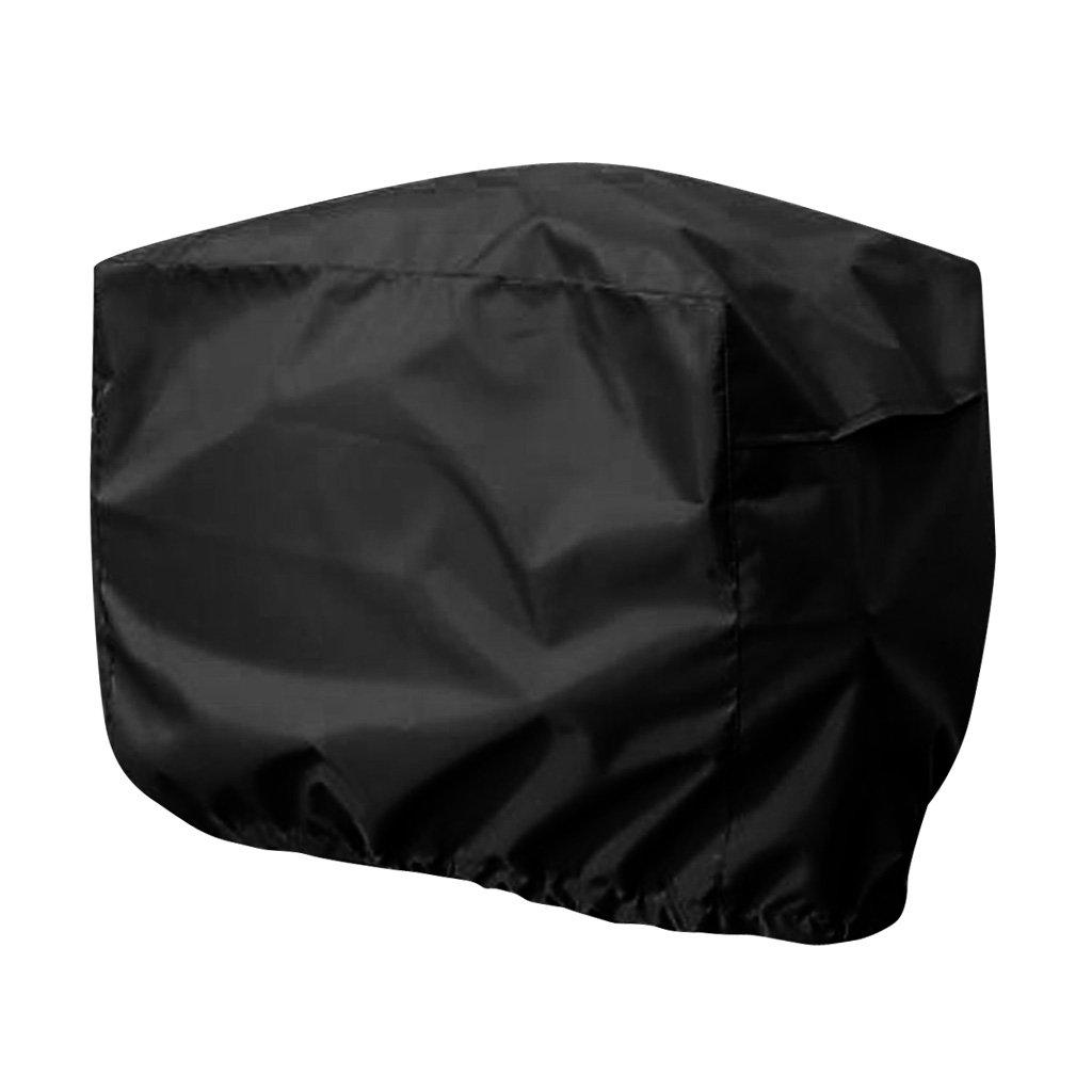 MagiDeal Cubierta Protector de Motor Barco Fuera De Borda Impermeable Para Velocidad / Costilla 2-5 Hp Accesorios de Alta Calidad