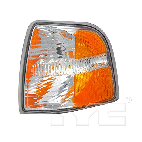 TYC 12-5103-01 GMC Passenger Side Replacement Parking//Signal//Side Marker Lamp Assembly