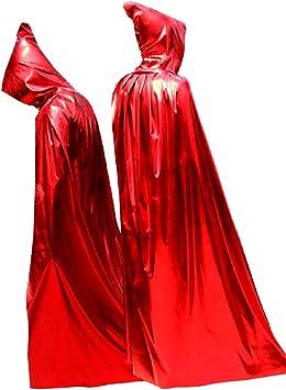 KIRALOVE Capa para Disfraz de Diablo - Infernal - Disfraces de ...