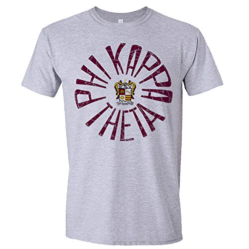 Greekgear Phi Kappa Theta Tube T-Shirt XX-Large ()