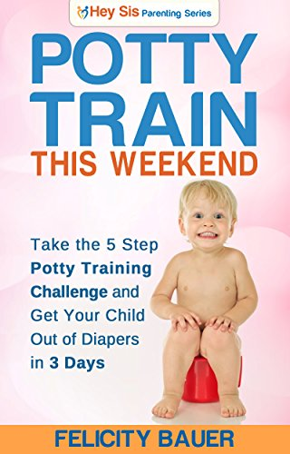 POTTY TRAIN THIS WEEKEND Challenge ebook product image