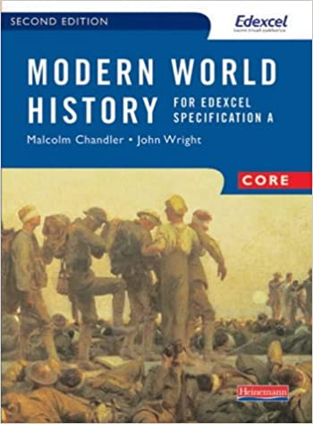 Modern World History for Edexcel: Core Textbook: Amazon co