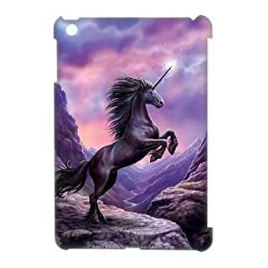 LTTcase Custom Unicorn 3D Back Cover for ipad mini