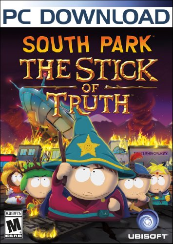 South Park: The Stick of Truth - Ultimate Fellowship & Samurai Spaceman Bundle  [Online Game Code] (Steam Games)