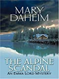 The Alpine Scandal, Mary Daheim, 0786295856