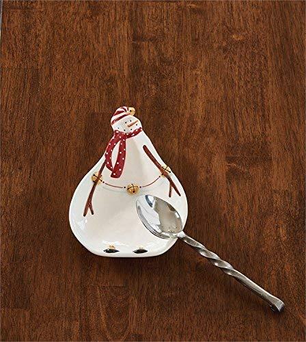 Sleigh Bells Spoon Rest -