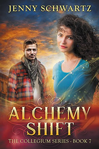 Alchemy Shift (The Collegium Book -