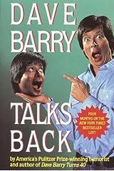 Dave Barry Talks Back Kindle Edition