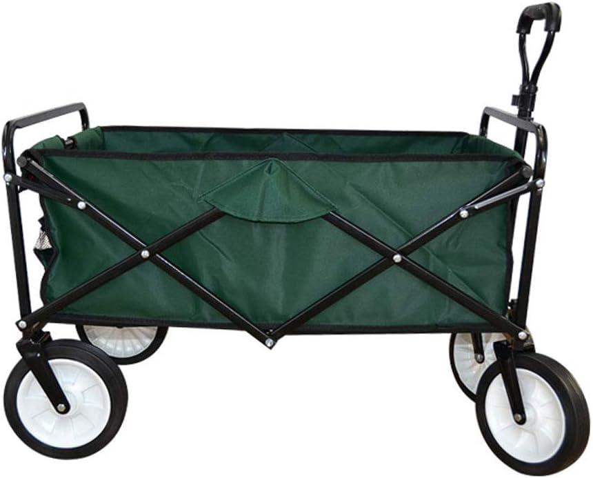 Trolley Camping al Aire Libre Compras Remolque Plegable Carro ...