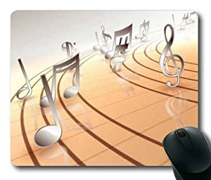 Armener Rectangle Mouse Pad With Music Track