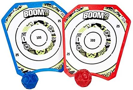 Boomco Shield Shots CHP23 Target Game Pack of 2