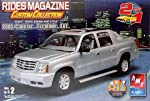 AMT 2005 Cadillac Escalade EXT Rides Magazine Series Model from AMT ERTL