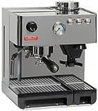 Lelit PL042EM Macchina Espresso, 1200 W, 2 Cups, Acciaio Inossidabile, Metallo