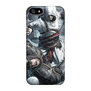 Iphone Case - Tpu Case Protective For Iphone 5/5s- Assassins Creed