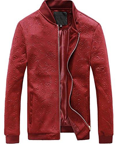 Jacquard Zip Jacket - 7