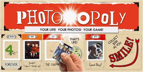 Photo Opoly Game - 3