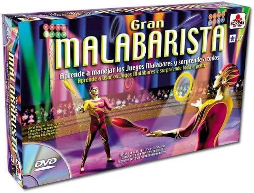 Educa 646281 - Gran Malabarista DVD: Amazon.es: Juguetes y juegos