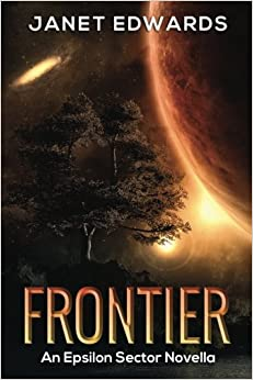 Book Frontier: An Epsilon Sector Novella: Volume 1