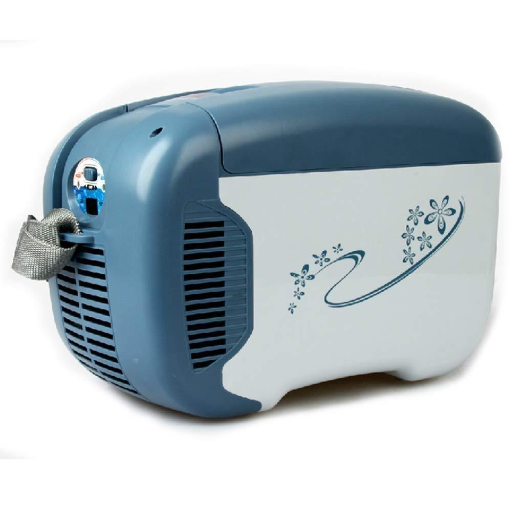 RMXMY Portable Refrigerator/Freezer Vehicle, Car, Truck, RV, Boat, Mini Fridge Freezer for Driving, Travel, Fishing, Outdoor and Home use(4L)