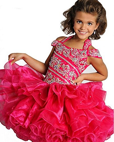 XianNv Pageant Dresses Shining Cupcake product image