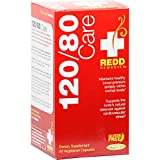 Redd Remedies - 120/80 Care, Promotes Healthy Blood Pressure, 60 count