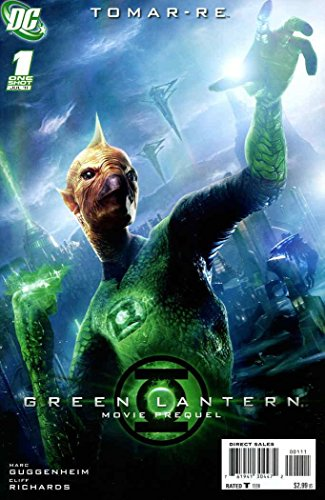 Green Lantern Movie Prequel: Tomar-Re -