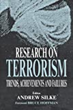 img - for Research on Terrorism: Trends, Achievements and Failures (Political Violence) book / textbook / text book