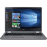 Acer Aspire R 15 R5-571TG-78G8 - 15.6 FHD Touch - 7th Gen i7-7500U - 940MX - 12GB - 1TB