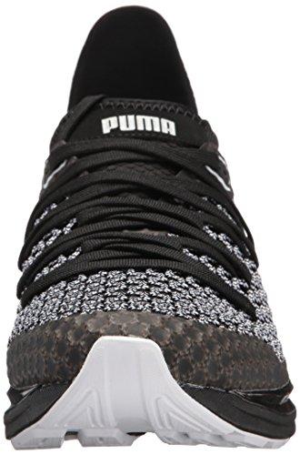 PUMA Mens Ignite Limitless Netfit Multi Sneaker Puma Black-puma White 8bZ1ZUctF