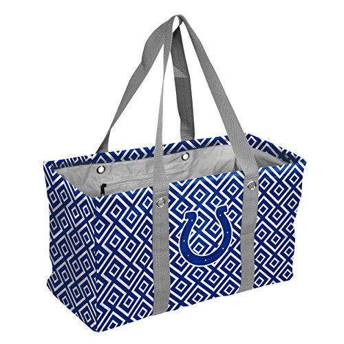 NFL Indianapolis Colts DD Picnic Caddy, Team Color by Logo